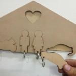 Detalles y regalos hechos con máquina de corte y grabado laser