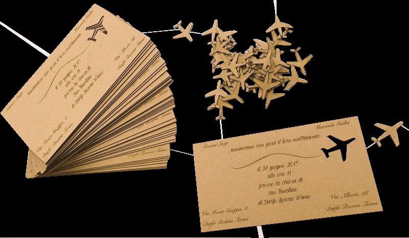 tarjetas corporativas hechas con máquina de corte y grabado laser