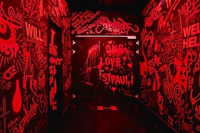 Tunel de vestuarios Millenor