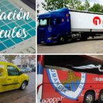 Rotulación de vehiculos de empresa, camiones, furgonetas