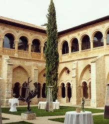Señalización, rotulación y decoración del Balneario de Valbuena