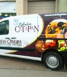 Diseño para camión de Salados Catapán
