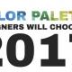 Infografía: Tendencias en color para diseño en 2017