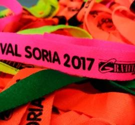 Merchandising Holi Festival Soria 2017
