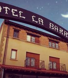Hotel la Barrosa de Abejar