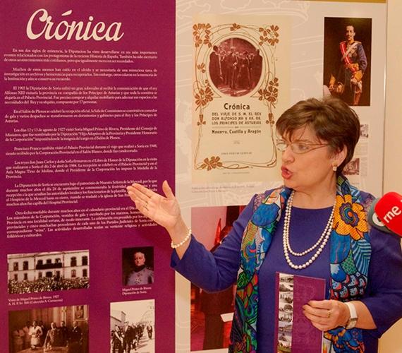 Exposición Diputación Provincial de Soria