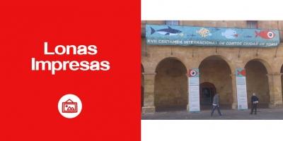 Lonas impresas en Soria