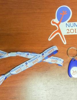 Merchandising Numancia 2017