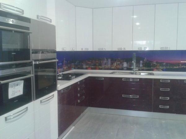 Graffiti vinilo decorativo para cocinas - Cambiar cocina con vinilo ...