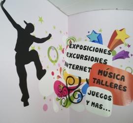 Decorados Centro Joven de Soria