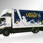 Vinilo Graffiti en furgon cañada real